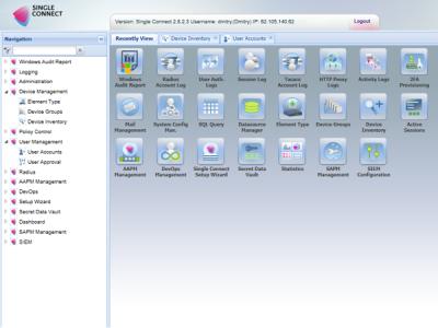 Обзор Krontech Single Connect - системы управления привилегированным доступом