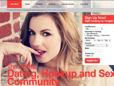 В сеть просочились данные 400 миллионов пользователей сайтов знакомств
