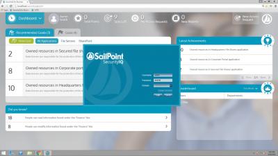 Обзор SailPoint SecurityIQ