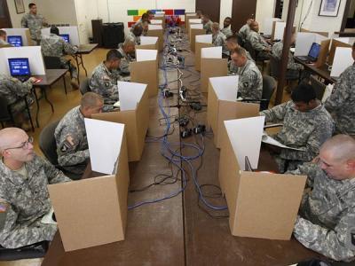 В сенате предложили запретить программы Касперского в армии США