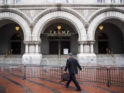 Хакеры выкрали данные кредиток клиентов отелей Трампа