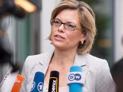 Юлия Клекнер заявила о хакерской атаке из России на свой сайт