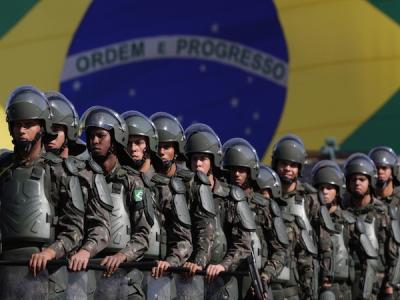 Бразильские Anonymous взломали сервер Минобороны страны