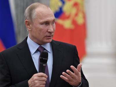 Путин обсудит с Совбезом РФ защиту от массовых кибератак