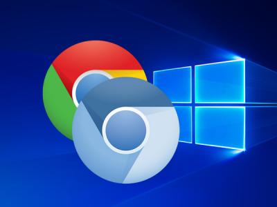 Windows зависает после апрельского обновления при использовании Chrome