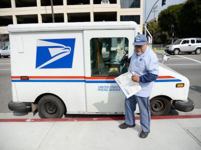 Сайт Почтовой службы США раскрывал информацию о 60 млн пользователях