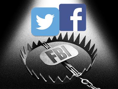 ФБР планирует агрессивно собирать данные с площадок Facebook, Twitter