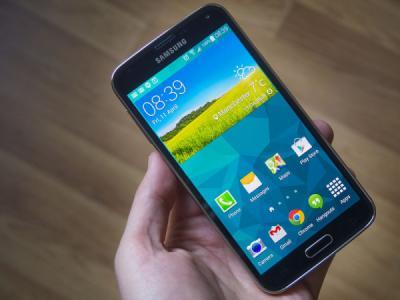 Samsung S5 и S4 можно сбросить к заводским настройкам WAP-сообщением