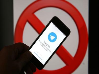 Иран также запрещает использование мессенджера Telegram