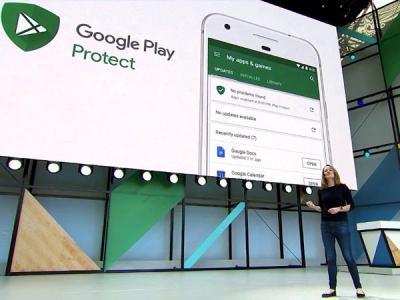 В Android появился встроенный антивирус