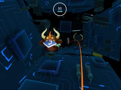 Лаборатория Касперского выпустила мобильную VR-игру про охоту на вирусы
