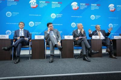 Участники и эксперты отрасли обсудили тему кибербезопасности на ПМЭФ