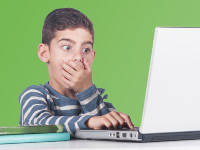 Каждый пятый ребёнок сталкивается с вредоносами и контентом для взрослых