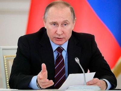 Путин одобрил подписание соглашения СНГ по борьбе с киберпреступлениями