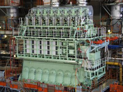 Бреши позволяют атакующим манипулировать судовыми дизельными двигателями
