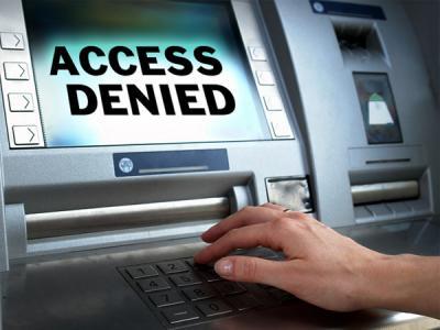 Минфин определит основания для блокировки банковских счетов россиян