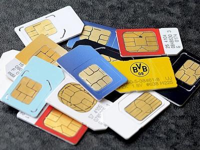 В РФ решили подождать спереходом наодобренные ФСБ SIM-карты