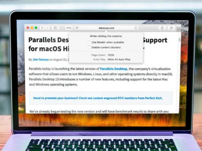Эксплойт для Safari в macOS позволяет удаленно запустить вредонос