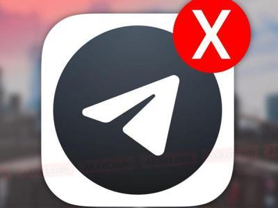 Мессенджер Telegram исчез из App Store