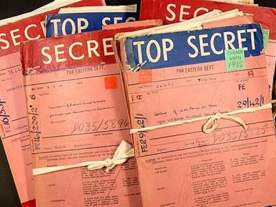 Сверхсекретные документы Австралии найдены в магазине фурнитуры