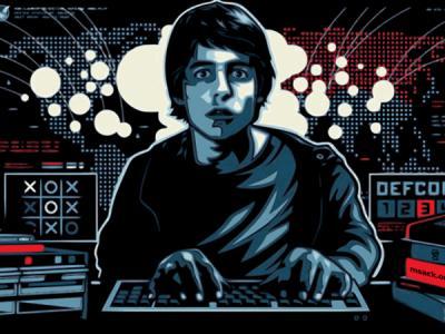 Треть киберпреступлений в России совершают школьники 14-15 лет