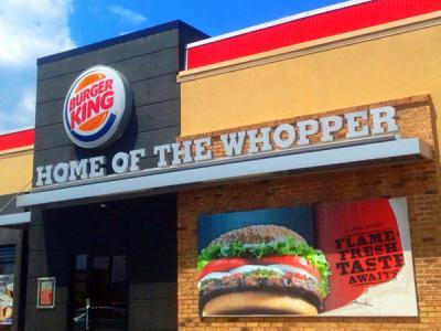 Мобильное приложение Burger King постоянно записывает экран смартфона