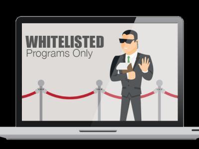 В Windows найден метод обхода белых списков приложений
