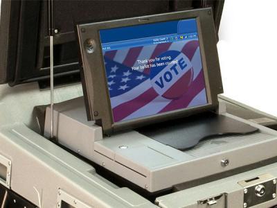 Машины для голосования в США содержали программу удаленного доступа