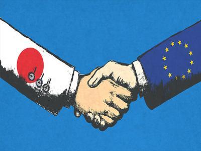 Япония сможет обмениваться с ЕС персональными данными пользователей
