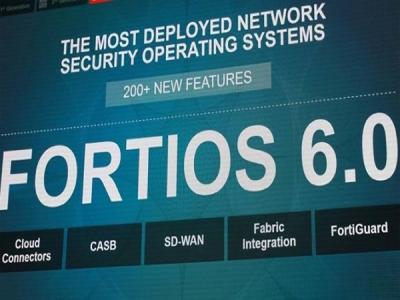 Новая версия FortiOS 6.0 от Fortinet получила более 200 улучшений