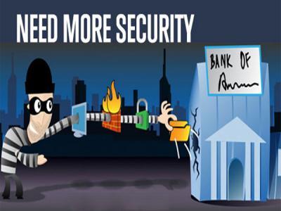 Хакеры атаковали банк Вирджинии два раза за 8 месяцев, украдено $2,4 млн