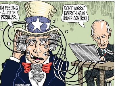 США, Великобритания обвиняют Россию в атаках на маршрутизаторы