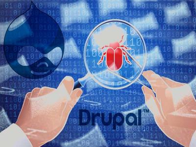 Сайты на Drupal атакуют бэкдорами и майнерами благодаря недавней дыре