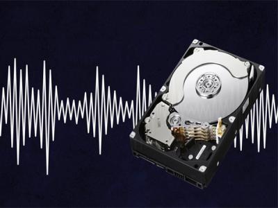 Продемонстрирована звуковая атака, уничтожающая жесткие диски