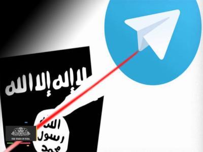 Лидеры ИГИЛ попали в ловушку благодаря Telegram