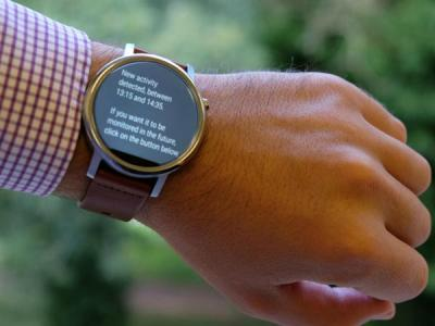 Умные часы следят за каждым движением пользователя