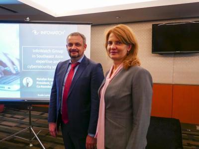 InfoWatch открыла новый зарубежный офис в Куала-Лумпуре