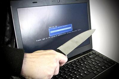 Тестовая версия вымогателя Hitler удаляет файлы пользователя