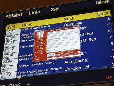InfoWatch представил обзор атаки вирусом-вымогателем WannaCry