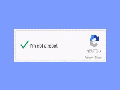 Google запускает reCAPTCHA v3 — действия юзера теперь не требуются