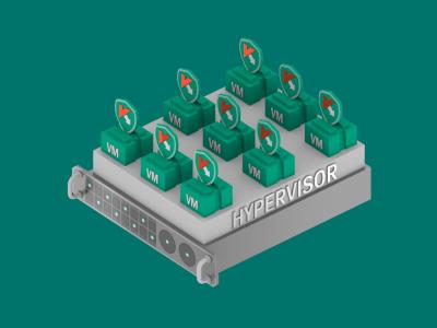 Обзор Kaspersky Security для виртуальных сред   Легкий агент 5.0