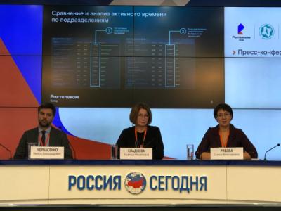 Ростелеком-Солар выпустила систему мониторинга продуктивности персонала