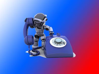 Мошенники привлекли роботов к обзвону клиентов российских банков