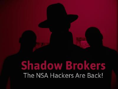 Группа Shadow Brokers опубликовала часть эксплоитов АНБ