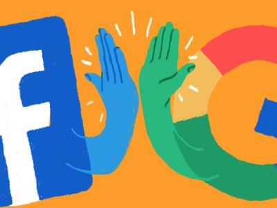 Госдуму крайне заинтересовали налоги для Google и Facebook