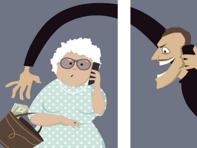 Задержаны мошенники, похитившие у российских пенсионеров 10 млн руб.
