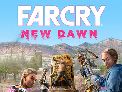 Far Cry New Dawn была взломана вскоре после Metro: Exodus
