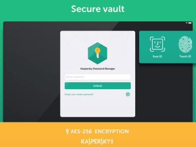 KasperskyPasswordManager теперь проверяет пароли по базам утечек