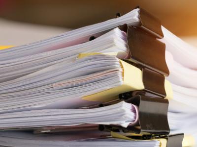 Каждая девятая утечка происходит через бумажные документы