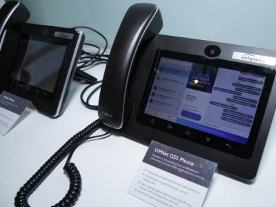 Продемонстрирована работа первого в России квантового телефона